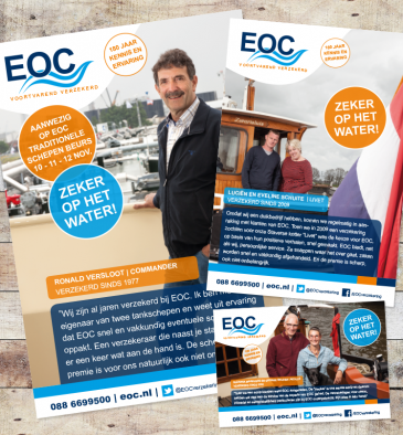 EOC - advertenties