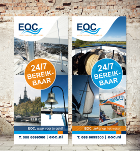 EOC - rolbanners
