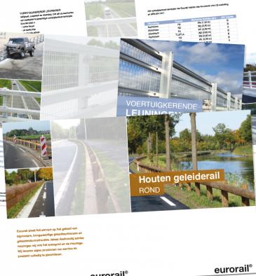 Eurorail - folder