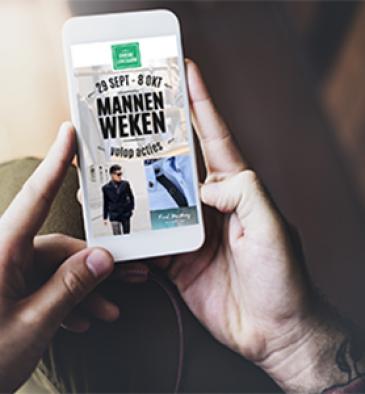 Groene Lantaarn mode - nieuwsbrief