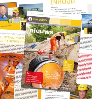 Van Gelder - magazine