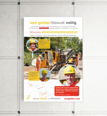 Van Gelder - poster