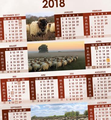 Van der Graaf - kalender